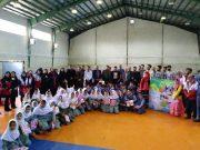 اولین کارگاه آموزش بازیهای بومی محلی در رودبنه برگزار شد + تصاویر