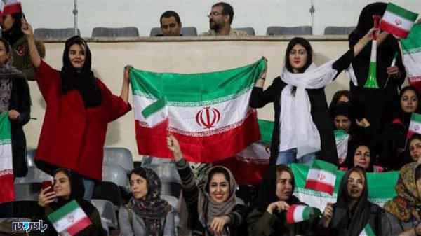 در ورزشگاه 600x337 - جزئیات ورود زنان به ورزشگاه آزادی در روز بازی ایران و کامبوج