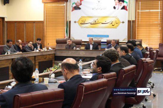 گزارش تصویری بیست و هفتمین جلسه کارگروه اشتغال و سرمایهگذاری شهرستان رشت