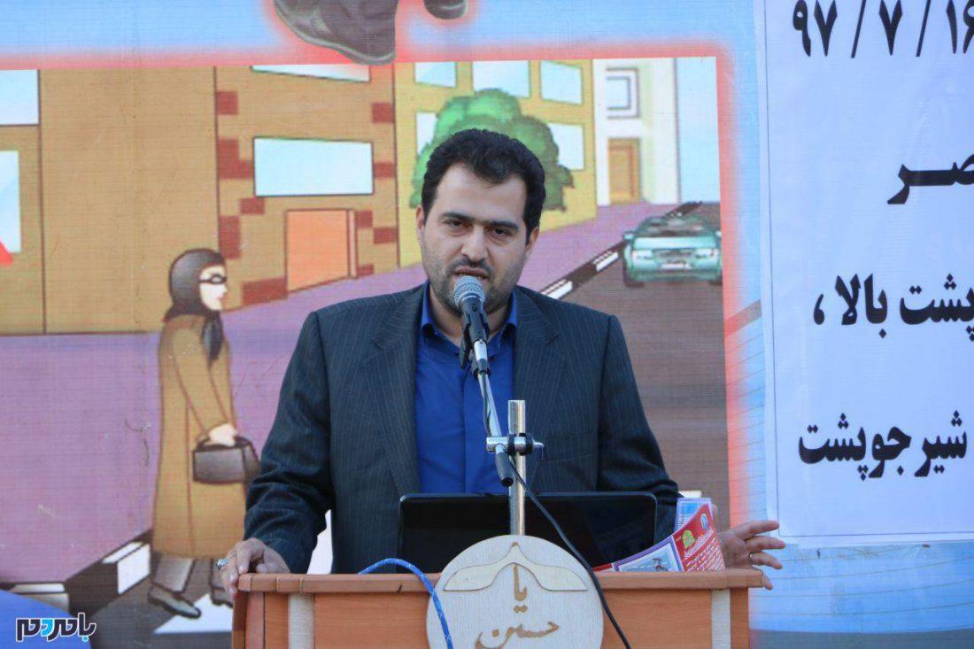 ترویج و آموزش فرهنگ ترافیک در رودبنه لاهیجان 6 - جشنواره ترویج و آموزش فرهنگ ترافیک در رودبنه لاهیجان برگزار شد / گزارش تصویری