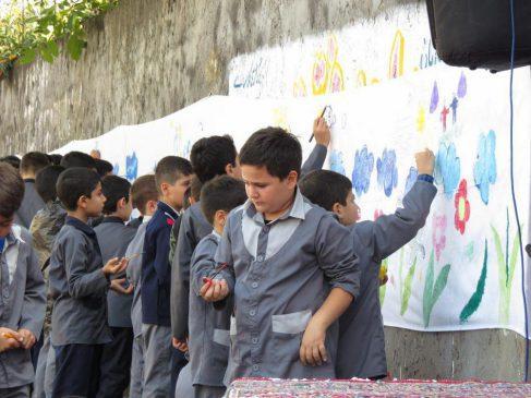 جشنواره روز جهانی کودک در آستانهاشرفیه برگزار شد / گزارش تصویری