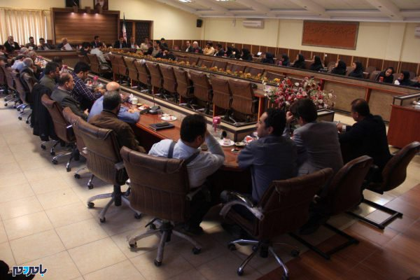 شورای ورزش لاهیجان 6 600x400 - نماینده لاهیجان و سیاهکل به کدام هیاتهای ورزشی کمک مالی کرد؟! / در جلسه شورای ورزش لاهیجان چه گذشت + تصاویر