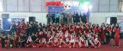 حضور رزمی کاران سبک الیت کیک بوکسینگ کشور در نمایشگاه توانمندیهای ورزش و جوانان گیلان