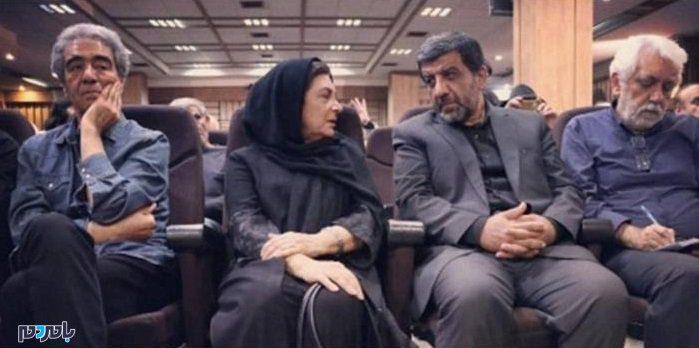 ماجرای مراسم ختم مختلط در تهران ! + عکس