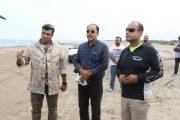 سایت ورزش های هوایی بندرکیاشهر راه اندازی شد