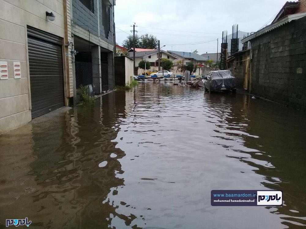 رودسر 12 - سیل در شهرستان رودسر به روایت تصویر