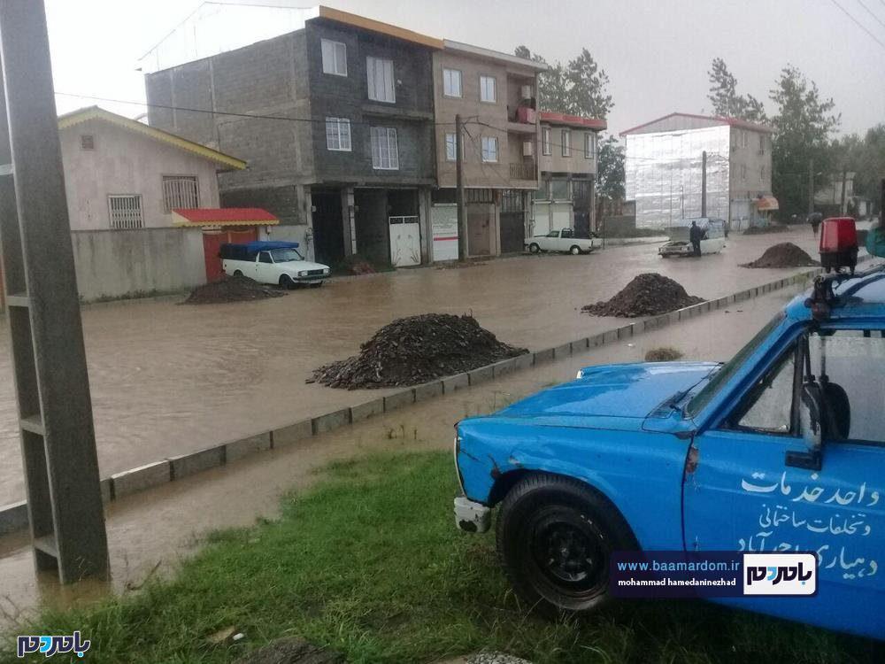 رودسر 15 - سیل در شهرستان رودسر به روایت تصویر