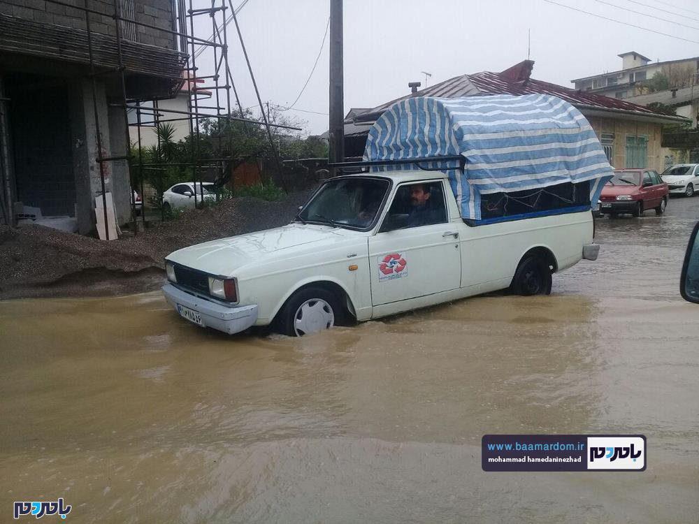رودسر 20 - سیل در شهرستان رودسر به روایت تصویر