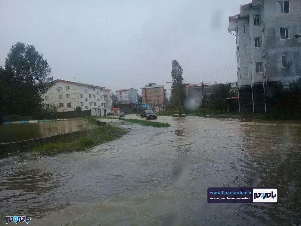 رودسر 21 - سیل در شهرستان رودسر به روایت تصویر