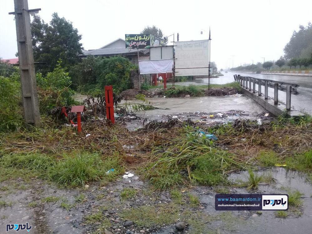 رودسر 22 - سیل در شهرستان رودسر به روایت تصویر