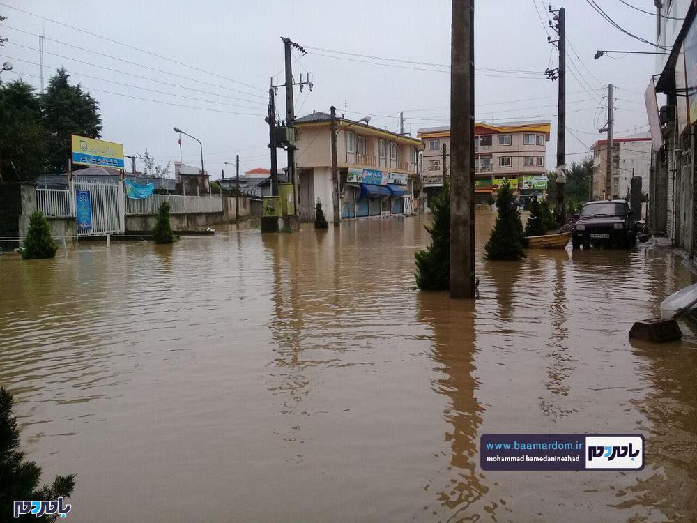 رودسر 3 - سیل در شهرستان رودسر به روایت تصویر