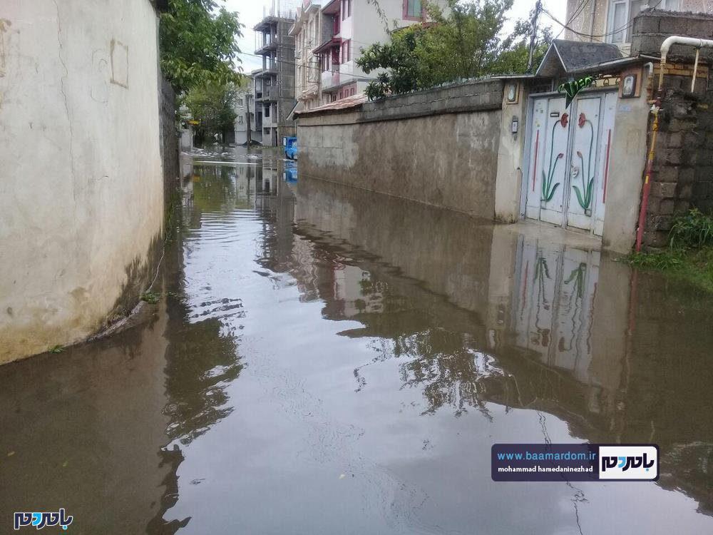رودسر 6 - سیل در شهرستان رودسر به روایت تصویر