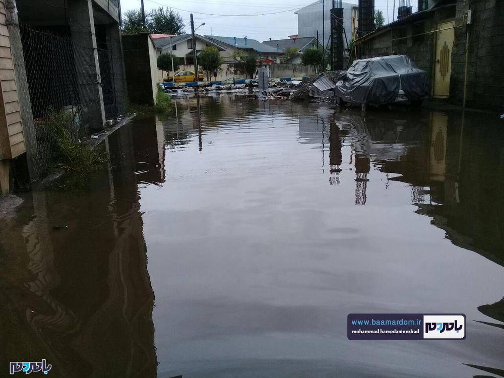 رودسر 9 - سیل در شهرستان رودسر به روایت تصویر