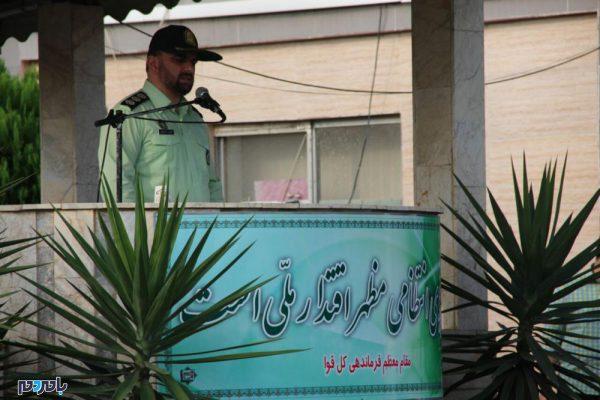 مشترک نیروهای مسلح لاهیجان 5 600x400 - اجازه سوء استفاده به عناصر معاند نظام اسلامی را نمی دهیم