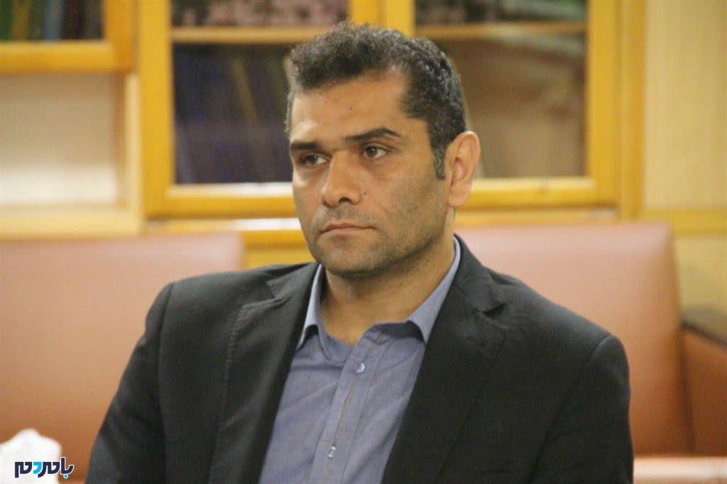 بهارمست - نامه علی بهارمست به رئیس شورا در خصوص لایحه همسان سازی حقوق کارکنان شهرداری رشت