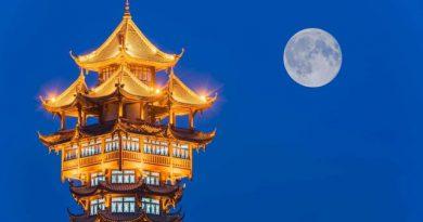 چین ماه مصنوعی به آسمان می فرستد