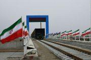 بیش از ۵۷ هزار تن کالا از راه آهن آستارا صادر شد