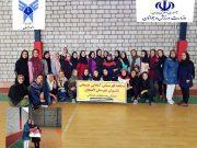 ظرفیت برگزاری رقابت های متنوع ورزشی بانوان در لاهیجان وجود دارد