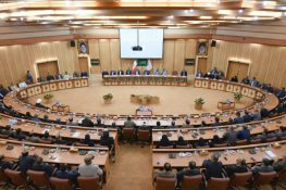 گزارش تصویری نشست شورای اداری گیلان با حضور معاون رئیس جمهور