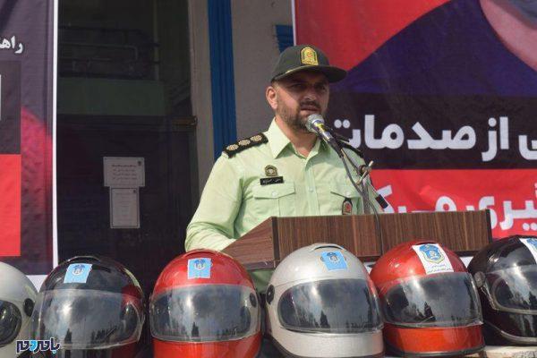 کلاهی برای زندگی در پلیس راهور شهرستان لاهیجان 1 600x400 - باید این را بپذیریم که باید به قوانین احترام بگذاریم نه اینکه کسی به ما حکم کند + تصاویر