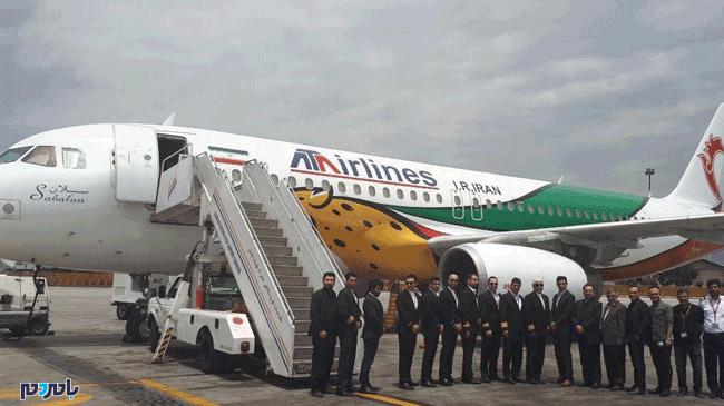 فاجعه روز؛ هواپیمای اختصاصی تیم ملی کجاست؟ +عکس