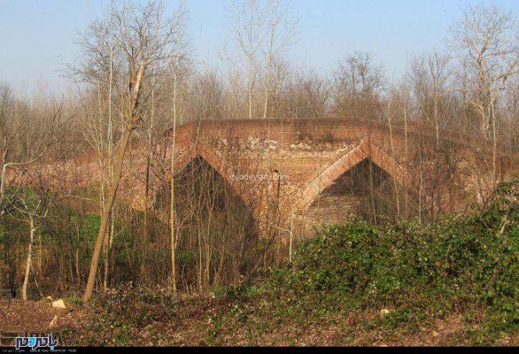 های تاریخی گیلان 586x400 - پلهای تاریخی گیلان در یورش سیلاب سالم ماندند