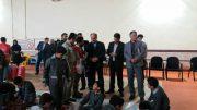 کارگاه آموزش تفکیک از مبدا و تفکیک رنگ درب بطری های پلاستیکی در بندر کیاشهر