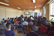 """برگزاری کارگاه """"راه اندازی یک کسب و کار موفق"""" در دانشگاه شهید چمران رشت + تصاویر"""