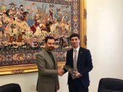 سفیر ایران: گسترش همکاریهای استانی زمینهساز توسعه در روابط دو جانبه است