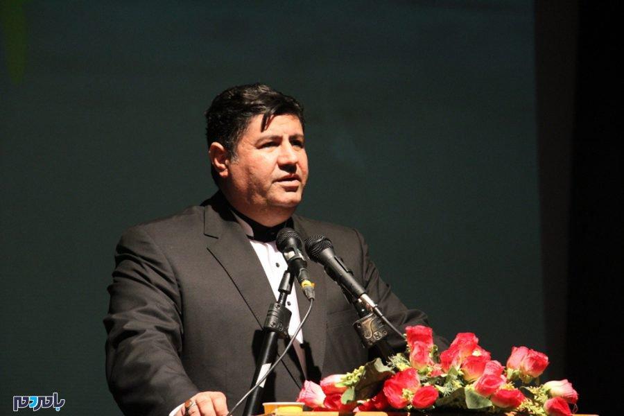 اسماعیل حیدری آزاد - گزارش تصویری مراسم معارفه فرماندار جدید شهرستان بندر انزلی