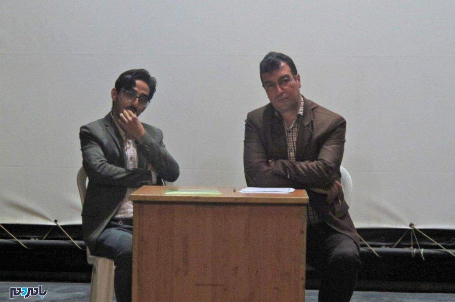 برگزاری پنجمین برنامه ( سینما آینده ) در لنگرود
