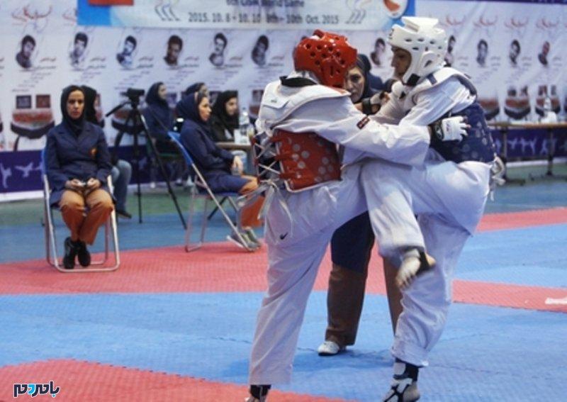بانوی گیلانی قهرمان مسابقات تکواندو کشور شد