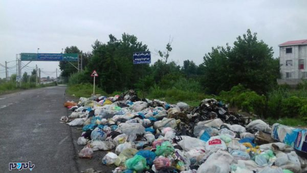 600x338 - کارت قرمز محیط زیست برای شهرداری رودسر
