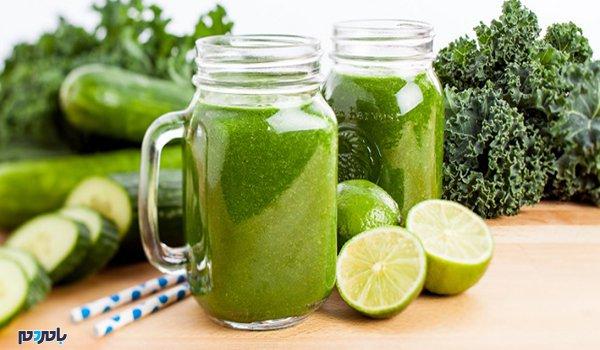 با یک نوشیدنی ساده سموم بدن را دفع کنید