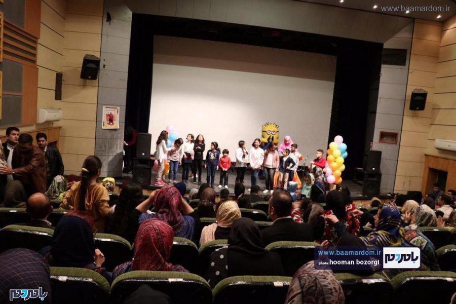 جشنواره آموزشگاه سینمایی هفت 4 - گزارش تصویری اجرای ششمین جشنواره آموزشگاه سینمایی هفت