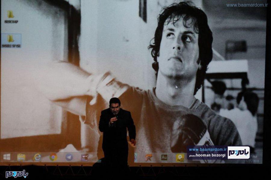 جشنواره آموزشگاه سینمایی هفت 5 - گزارش تصویری اجرای ششمین جشنواره آموزشگاه سینمایی هفت