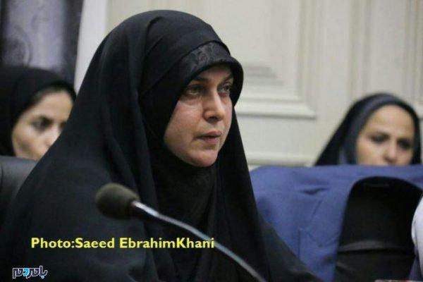 696x464 600x400 - اقدام ستودنی فاطمه شیرزاد عضو شورای رشت در شصت و یکمین جلسه شورا