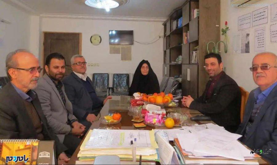عضو جدید شورای شهر رودبنه معرفی شد