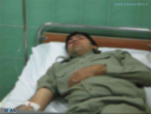 حمله به ماموران منابع طبیعی شهرستان لاهیجان