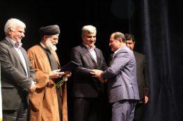 گزارش تصویری مراسم معارفه فرماندار جدید شهرستان بندر انزلی
