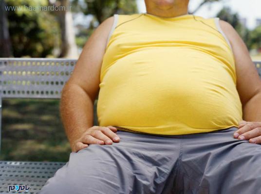 شکم چاقی 536x400 - آیا می دانستید علت چاقی غذا خوردن نیست؟ / بخوانید