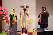 گزارش تصویری جشنواره «شهر و کودک سبز» در رشت