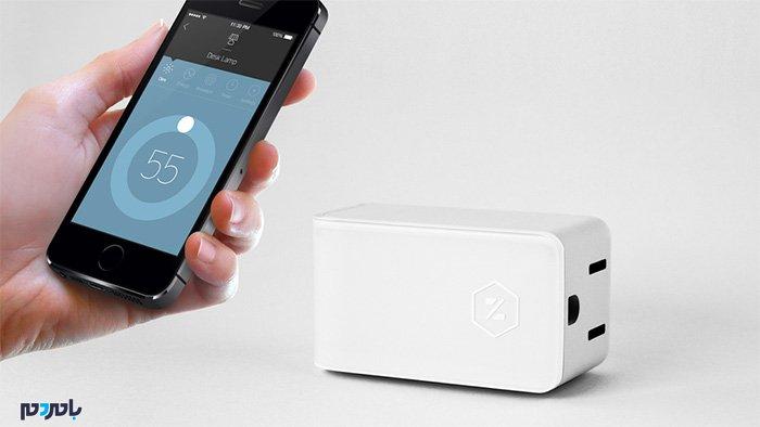 این پریز هوشمند در مصرف برق صرفه جویی می کند