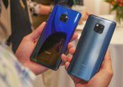 برترین گوشی های هوشمند ماه اکتبر ؛ هوآوی شگفتی سازی می کند