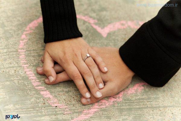 عقد مهریه 600x400 - ازدواج دائم با پیرمردان ایرانی توسط خاطرخواه های جوان