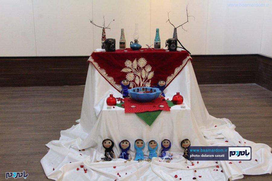 افتتاح نمایشگاه عکس نگاه من در قاب در لاهیجان 1 - گزارش تصویری مراسم افتتاح نمایشگاه عکس (نگاه من در قاب) در لاهیجان