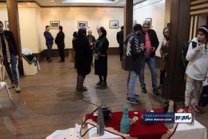 گزارش تصویری مراسم افتتاح نمایشگاه عکس (نگاه من در قاب) در لاهیجان