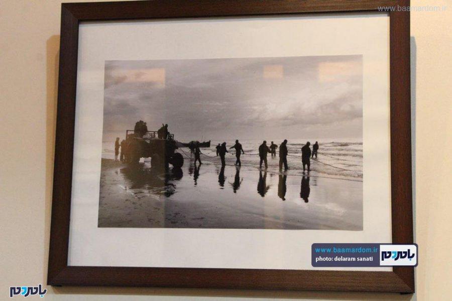 افتتاح نمایشگاه عکس نگاه من در قاب در لاهیجان 2 - گزارش تصویری مراسم افتتاح نمایشگاه عکس (نگاه من در قاب) در لاهیجان