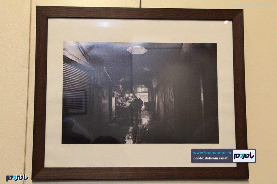 افتتاح نمایشگاه عکس نگاه من در قاب در لاهیجان 6 - گزارش تصویری مراسم افتتاح نمایشگاه عکس (نگاه من در قاب) در لاهیجان