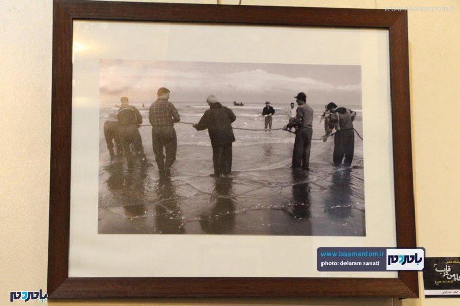 افتتاح نمایشگاه عکس نگاه من در قاب در لاهیجان 9 - گزارش تصویری مراسم افتتاح نمایشگاه عکس (نگاه من در قاب) در لاهیجان